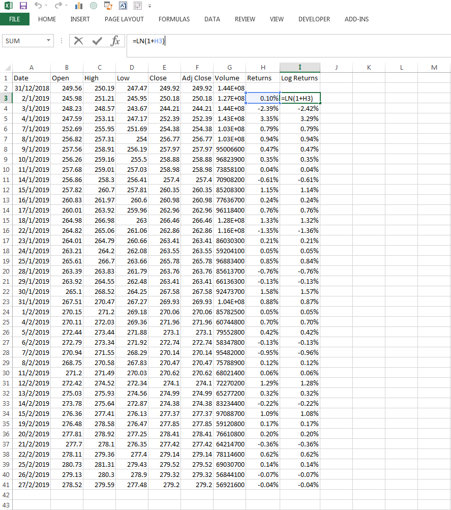 MS Excel   Using Identifiers For Data Grouping   Investment Cache
