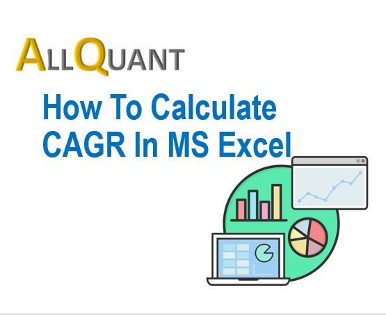 Calculating CAGR in MS Excel